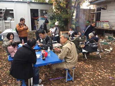 第6回石川祭 お客様まったり.jpg